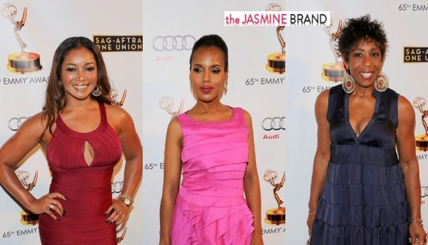 [Photos] Kerry Washington, Tamala Jones, Dawn Lewis & More Attend Dynamic & Diverse Nominee Celebration