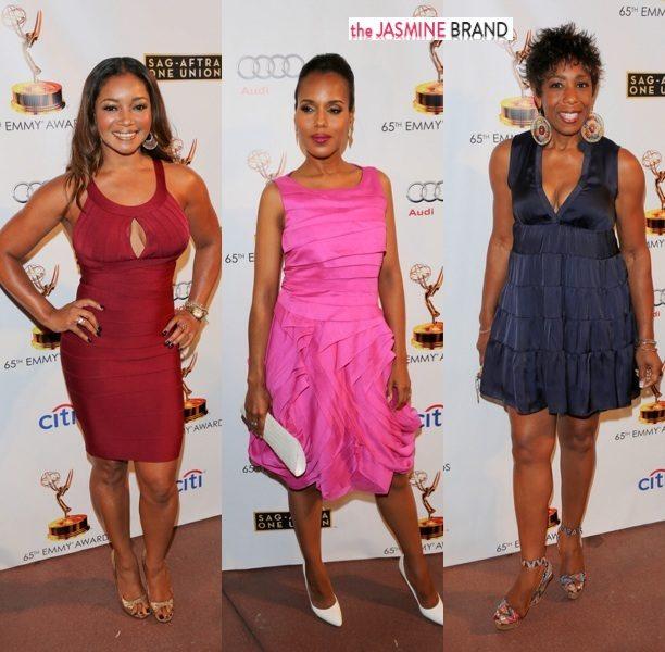 [Photos] Kerry Washington, Tamala Jones, Dawn Lewis & More Attend Dynamic & Diverse Nominee Celebration