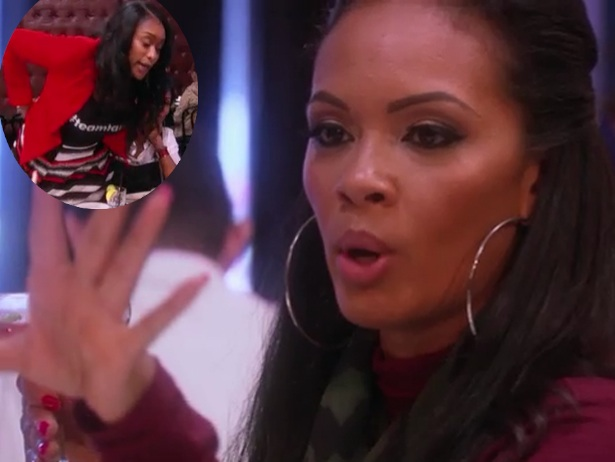 [VIDEO] Tami Roman Explains Outburst With Evelyn Lozada: She Triggered Me + Watch Basketball Wives Episode 5