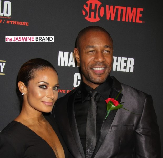 Has Singer Tank Reunited With His Baby Mama, Zena Foster?