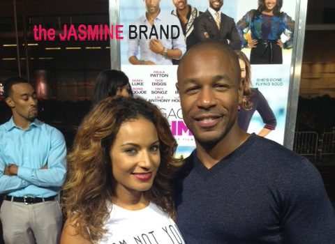 [EXCLUSIVE] Tank & Baby Mama Zena Foster Confirm Relationship + Joke About Plans To Make Another Baby