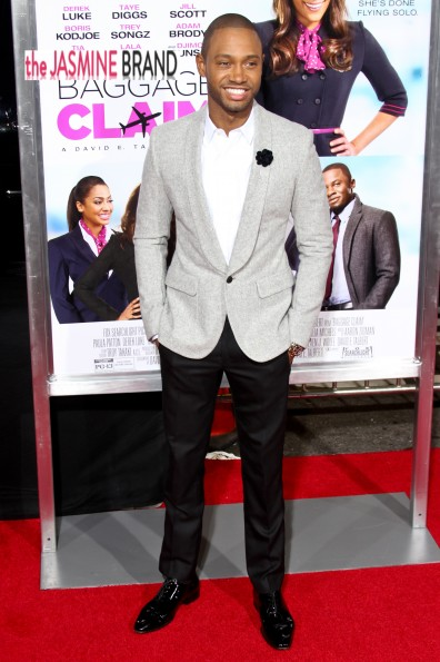 terrence j-baggage claim premiere-the jasmine brand