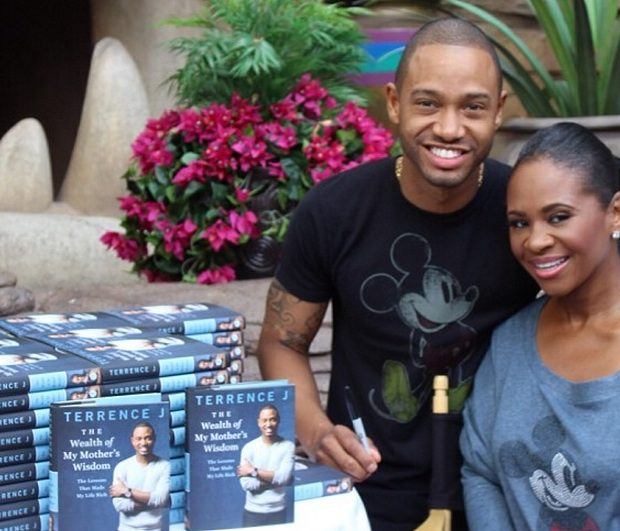 Terrence Jenkins Hosts Brunch for Single Mothers With Lauren London, Promotes Memoir: 'The Wealth of My Mother's Wisdom'