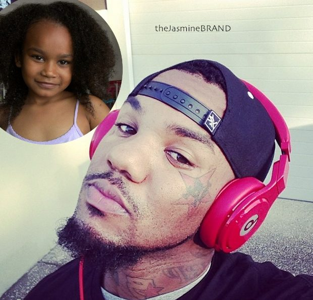 The Game Says Burying 6-Year-Old Tiana Ricks Was the Saddest Day of His Life