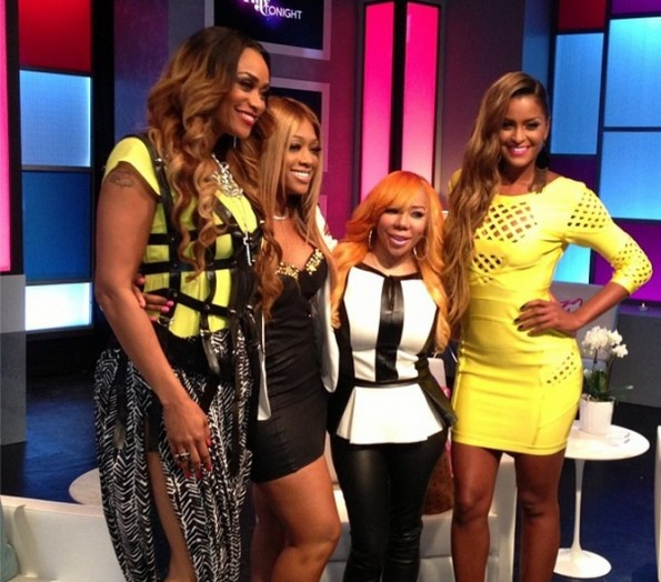 tiny tonight show-tami roman-trina-tiny-claudia jordan-the jasmine brand