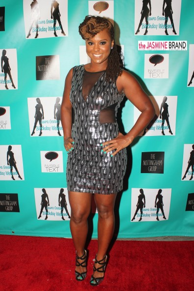 torrei hart-laura govan birthday party-the jasmine brand