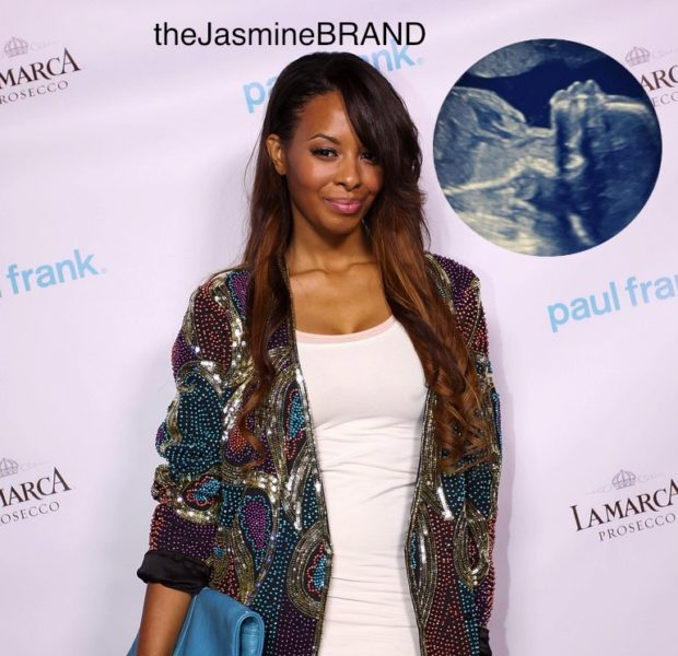Ovary Hustlin': Vanessa Simmons Announces Pregnancy With Boyfriend Mike Wayans