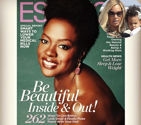 viola davis-essence magazine-natural hair-the jasmine brand
