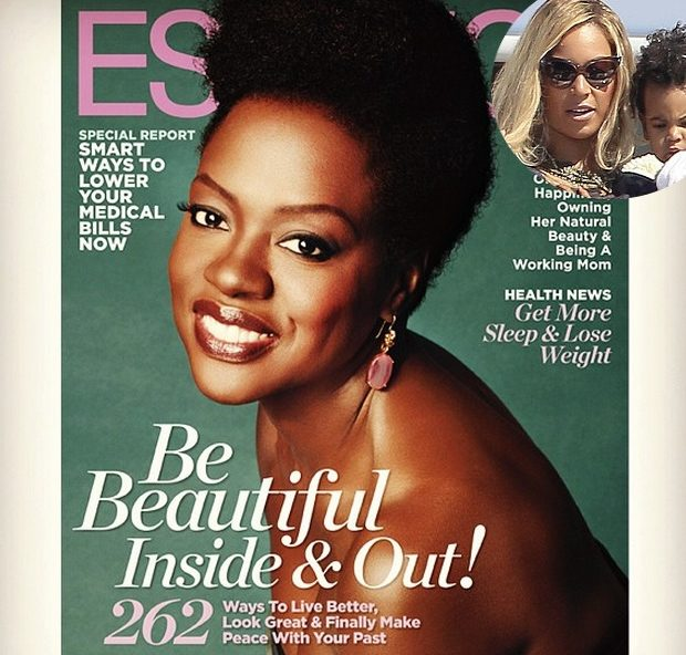 Viola Davis Says It's Unfair To Judge A Mother By The Way Her Child's Hair Looks