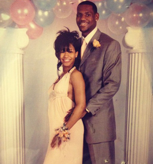 LeBron James Celebrates Wedding Anniversary With Sweet Message To Wife: Been down with me before day 1!