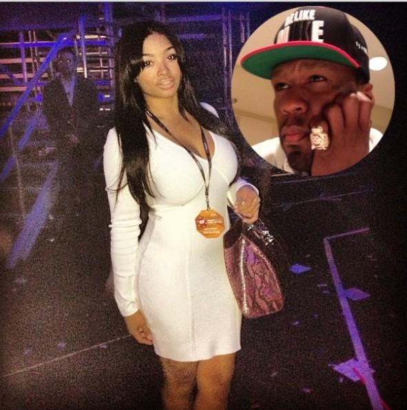 50 cent-verbally attacks-mayweather ex girlfriend-the jasmine brand