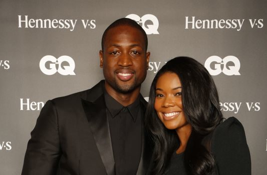 Gabrielle Union & Dwyane Wade Hit GQ Party, Lala Anthony Pops In Yellow + More Celeb Stalking