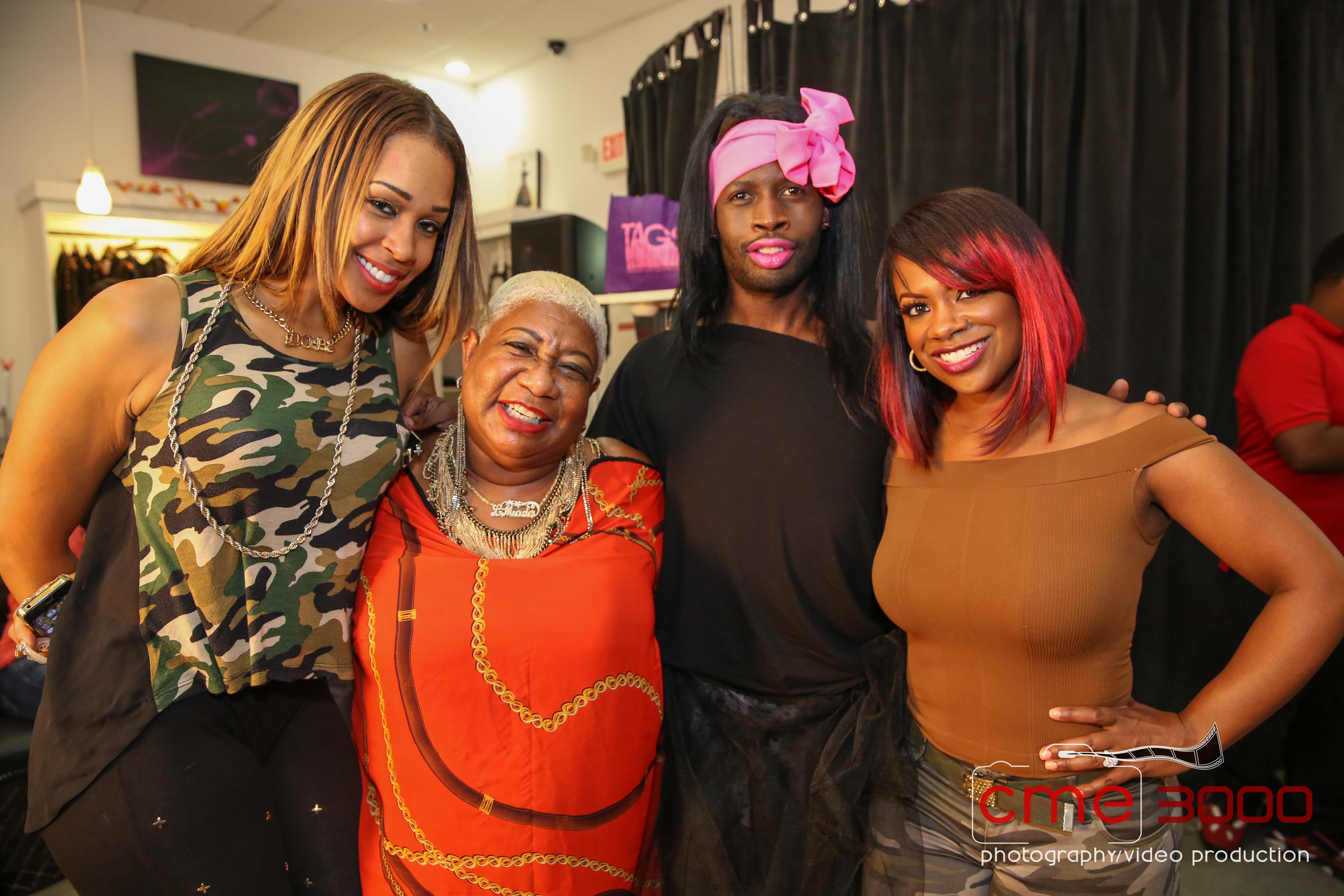 Image Gallery Luenell Daughter