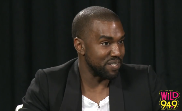 Kanye West Explains Why He Brought A White Jesus On Stage: 'That's whats awesome about Christianity.'