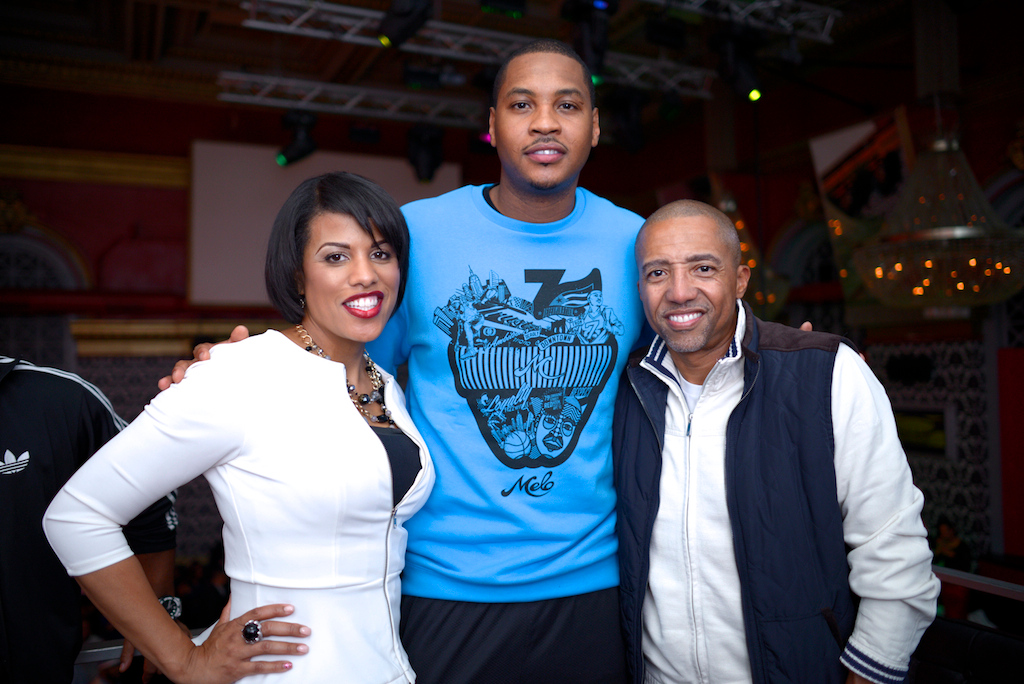 Mayor Stephanie Rawlings-Blake-carmelo anthony-kevn liles-baltimore-the jasmine brand