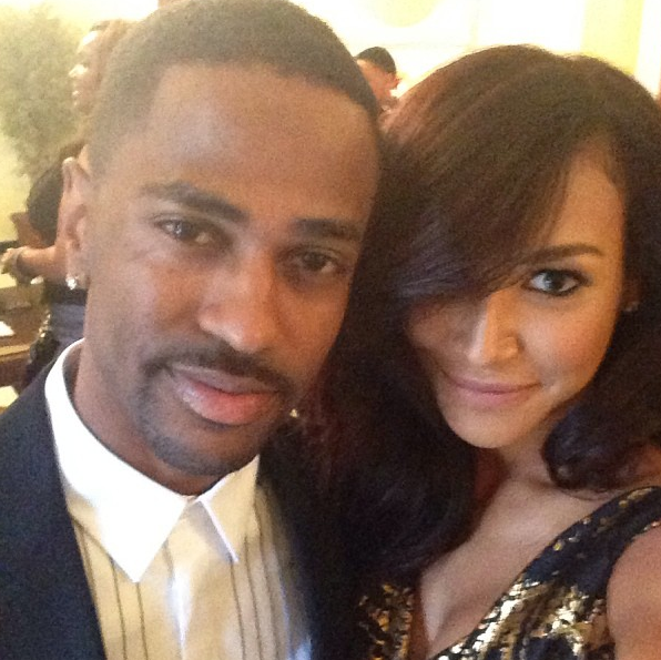 A Twitter Love Story: Big Sean & Girlfriend Naya Rivera Engaged After 6 Months