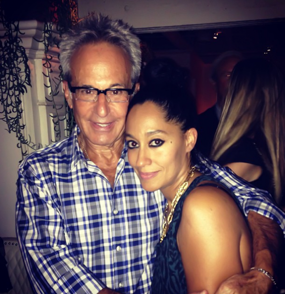 Tracee-Ellis-Ross-With-Father-The-Jasmine-Brand