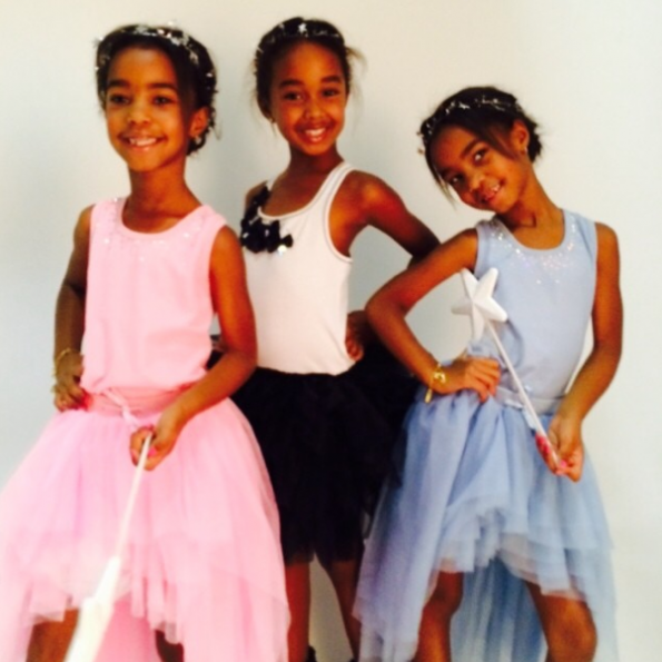 Diddy's-Daughters-Jesse-D'lilah-Chance-Runway-Debut-The-Jasmine-Brand