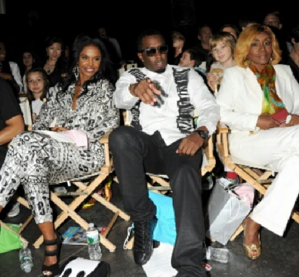 Diddy's-Daughters-Janice-Combs-Kim-Porter-Runway-Debut-The-Jasmine-Brand