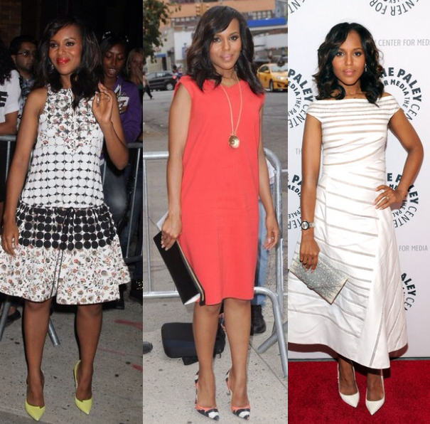 Ovary Hustlin': Kerry Washington Reportedly Pregnant