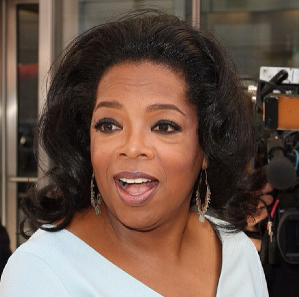 Everything Must Go! Oprah Winfrey's Throwing A Huge, Tricked-Out Garage Sale