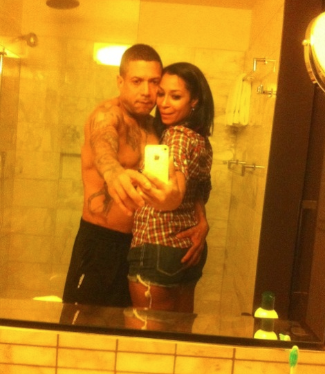 benzino-Karlie Redd-Dating-The Jasmine Brand