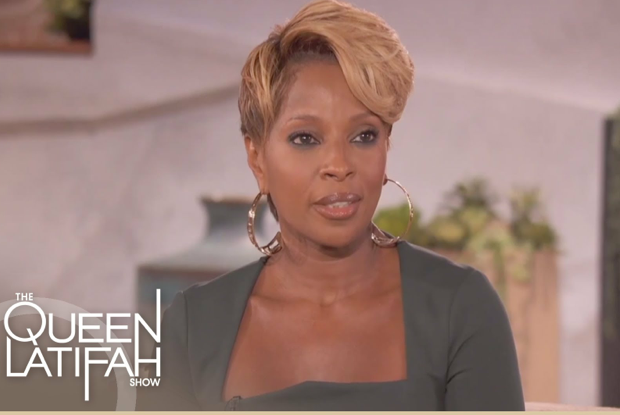 [WATCH] Mary J. Blige Visits The Queen Latifah Show, Explains Why She Always Knew Kendu Isaacs Was 'The One'