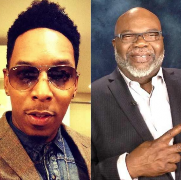 Deitrick Haddon Shocked By TD Jakes Shade-The Jasmine Brand