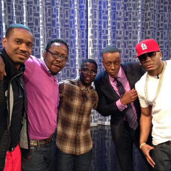 RHOH Cast-Stops By Arsenio Hall-The-Jasmine-Brand