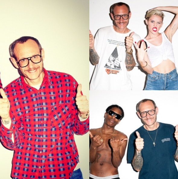 Terry Richardson-Miley Cyrus-ASAP Rocky-The Jasmine Brand