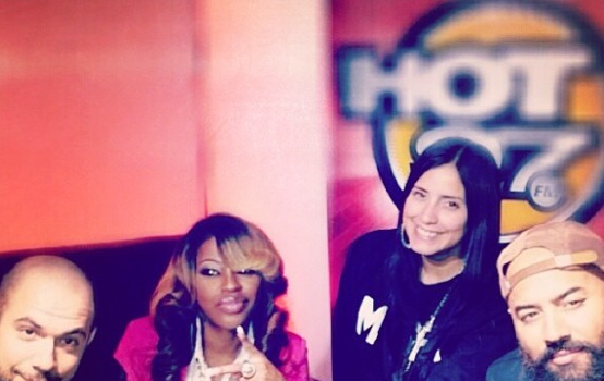 Lil Mo Talks Beef With Cast Members, Money Troubles and Season Two Of R&B Divas LA