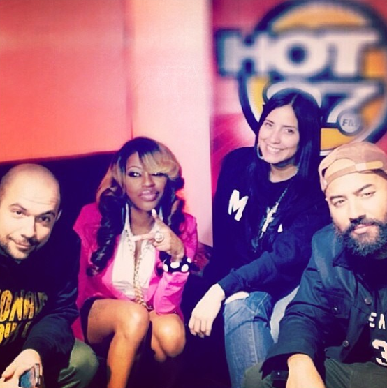 Lil Mo Talks Reality Show-Hot 97-The Jasmine Brand