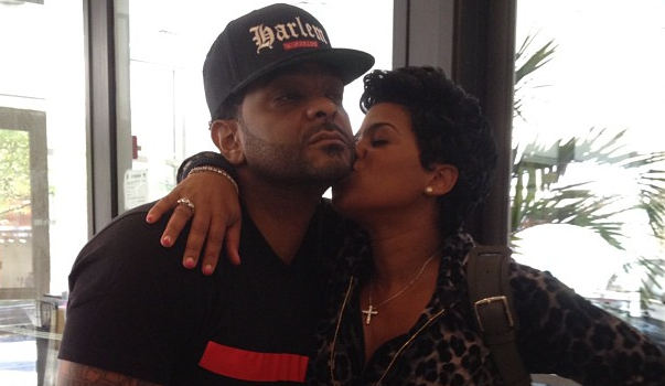 Jim Jones & Chrissy Lampkin Blame 'Blaxpoitation' For Leaving Love & Hip Hop: 'We didn't want to compromise our dignity.'