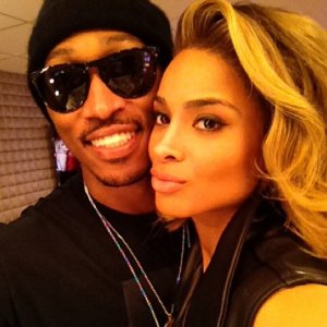 Ciara and Future Engaged-The Jasmine Brand