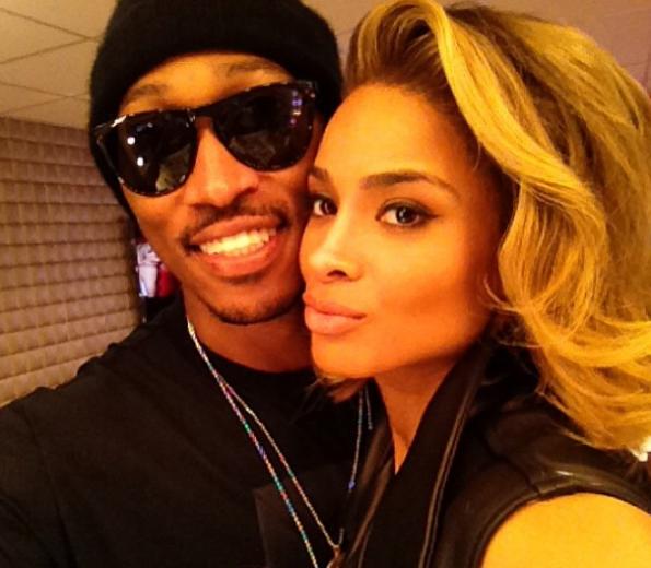 Ciara and Future Engaged-The Jasmine Brand
