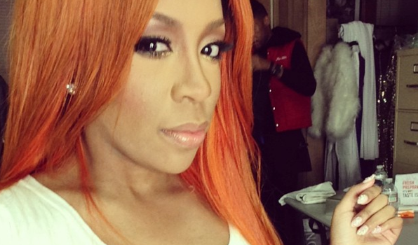 [VIDEO] K.Michelle Blames Herself For Failed Relationship With NBA Boyfriend + Takes Shots At Tamar Braxton's Vocal Chords