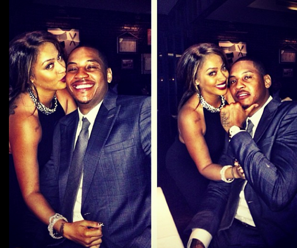 [INTERVIEW] Lala Anthony Talks the Perks of Marriage: 'I'm married to my best friend.'