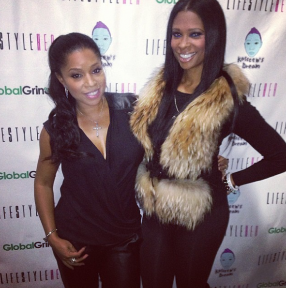 Mashonda-Jennifer-Williams-Attend-Kasseem's-Dream-Launch-The Jasmine-Brand