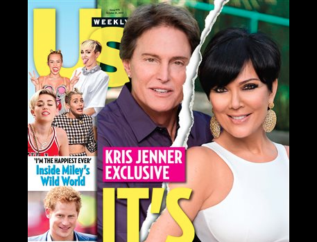 Love Don't Live Here Anymore: After 22 Years of Marriage, Bruce & Kris Jenner Announce Separation