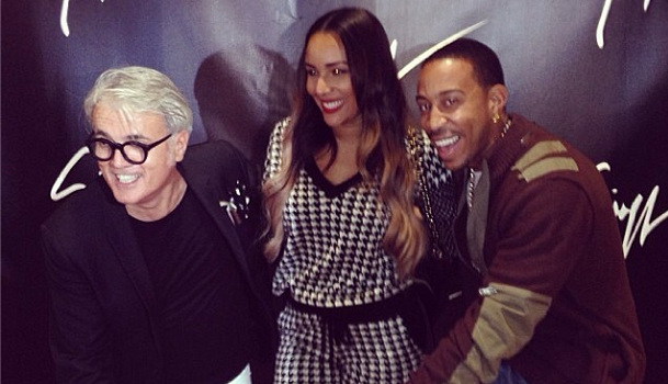 [Photos] Giuseppe Zanotti's ATL Grand Opening Brings Out 2 Chainz, Ludacris, Rico Love & More
