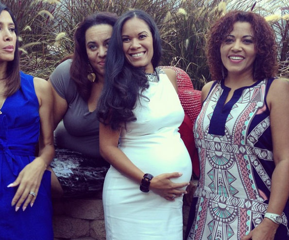 Ovary Hustlin Larenz Tate Amp Wife Expecting Baby Number 3