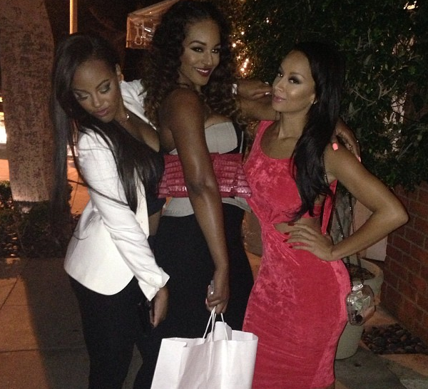 [WATCH] Brandi Maxiell Confirms She's Joined 'Basketball Wives LA'