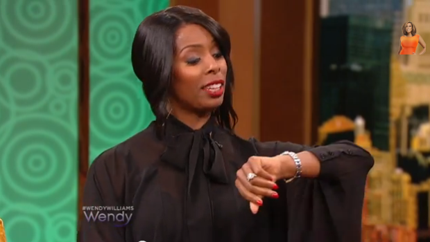 [VIDEO] Tick, Tock: Actress Tasha Smith Says She's Trying To Get Pregnant At Age 42: 'I'm ovulating soon!'