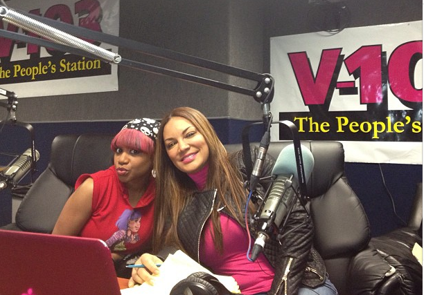 [VIDEO] Left Eye's Sister Pissed At How Sister Was Portrayed in Film: 'That's Not How Lisa Was!'