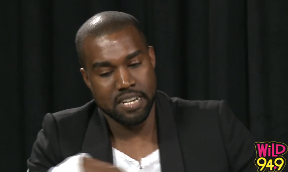 The Jasmine Brand Kanye West On Jesus With Wild 949
