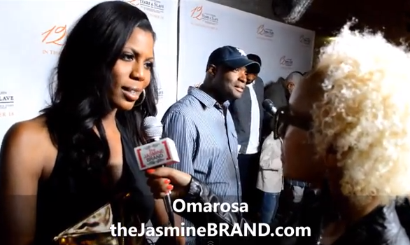 [INTERVIEW] Omarosa Talks New Boyfriend, Groupies & Why the Public Should Give 'Preachers of LA' A Chance