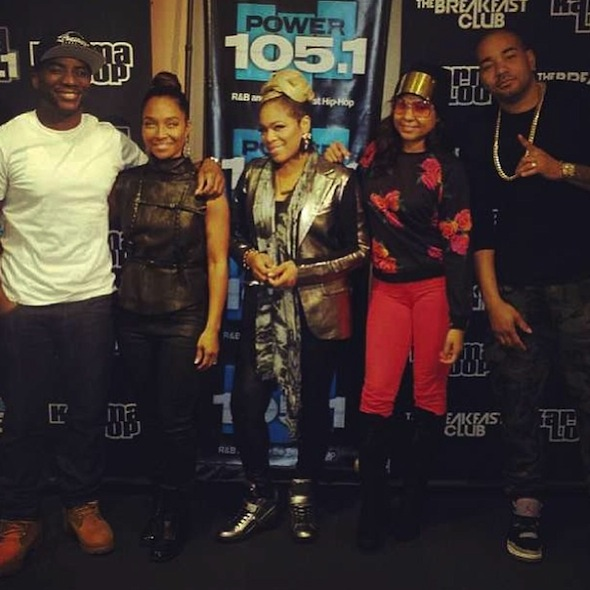 [VIDEO] TLC Talks STD Rumors, Dating Floyd Mayweather + Defends Lil Mama Against Critics