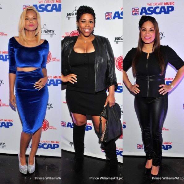 africa-taking atlanta-nicci gilbert-egypt sherrod-women behind the music-ascap 2013-the jasmine brand