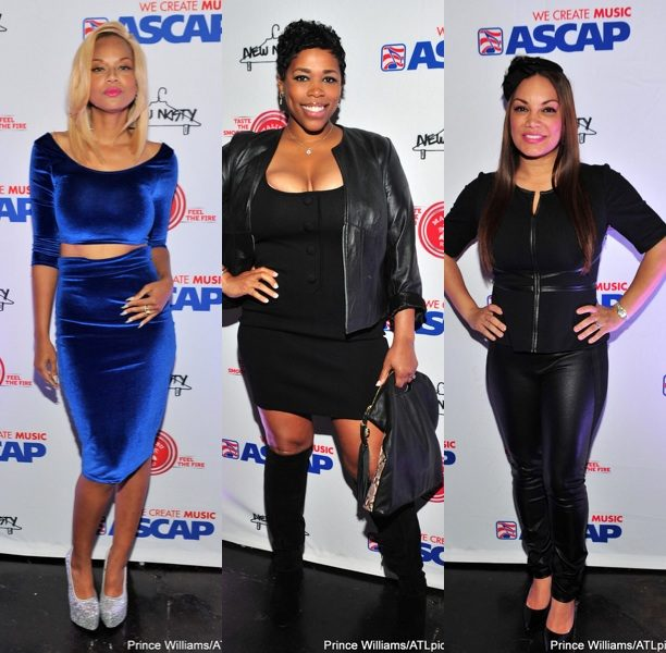 Kandi Burruss, Nicci Gilbert, Egypt Sherrod Attend ASCAP's 'Women Behind The Music'