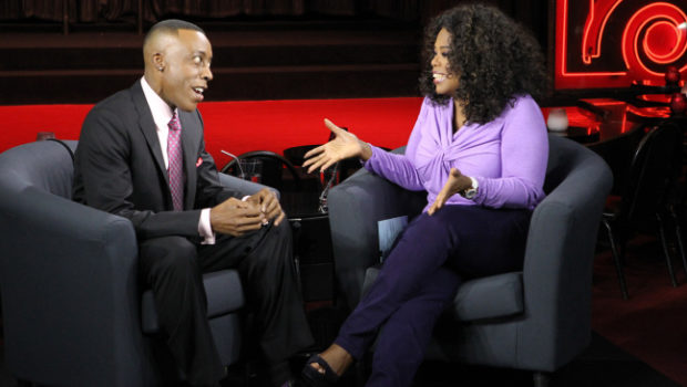Arsenio Hall Has Emotional Moment on Oprah's 'Next Chapter'. Talks Being Called 'Uncle Tom' And Not Black Enough for Late Night & More